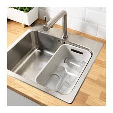 GRUNDVATTNET Washingup Bowl Grey IKEA - Kitchen bowl sink