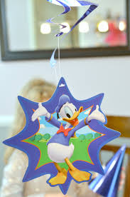 Mickey Mouse Topiary Fun Ideas For A Simple Mickey Mouse Party A Mom U0027s Impression