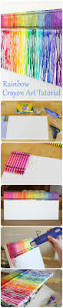 rainbow art crayon tutorial pictures photos and images for