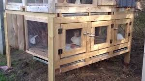 Cheap Rabbit Hutch Canadian Rabbit Hutch Renovation Part Two Youtube