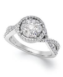 Macys Wedding Rings by 20 Best Engagement Rings Images On Pinterest Round Diamonds