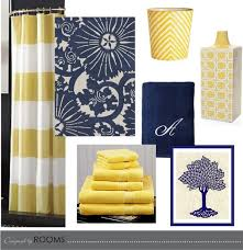 blue and yellow bathroom ideas 11 best navy yellow bathroom images on bathroom ideas