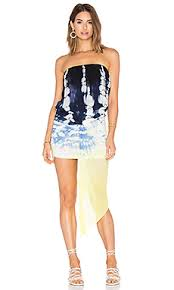 becky dress fabulous becky dress in ink marble wash revolve