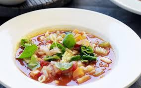 cuisine hiver minestrone d hiver cuisine et recettes recette femmes d