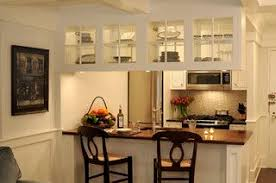 Kitchen Peninsula Cabinets Kitchen Peninsula Bars With Cabinets Above Google Search
