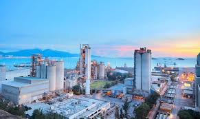cement factory cement plant concrete or cement factory heavy industry or const