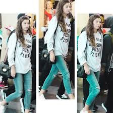 one direction sweater eleanor calder blue one direction sweater wheretoget