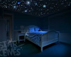 Space Room Decor Glow In The Dark Stars For Adults Romantic Bedroom Decor
