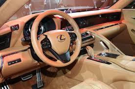 lexus luxury car lexus lf lc price car release and price 2018 2019