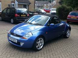 ford streetka ice 1 6 convertible top spec 63000 miles full