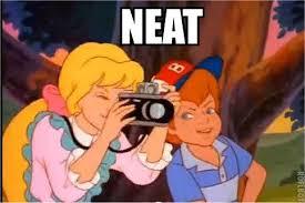 Neat Meme - 1180787 camera danny williams g1 megan williams meme neat