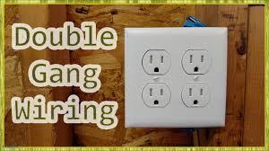 adding outlets u0026 double receptacle wiring u2013 pressauto net