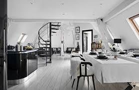 black and white interior design home decorating inspiration