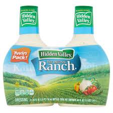 hidden valley dips mix fiesta ranch 1 1 oz walmart com