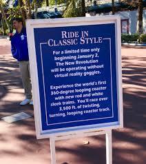 Six Flags Magic Mountain Directions Luna Park Sydney The Coaster Guy