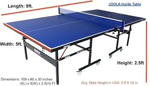 beer pong table length ping pong table dimensions inches venkatweetz me