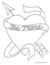 valentine u0027s coloring pages printables free kinderart