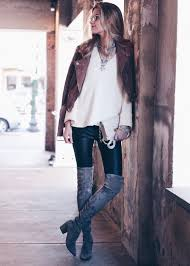 moto style boots winter leggings leather leggings with suede moto jacket