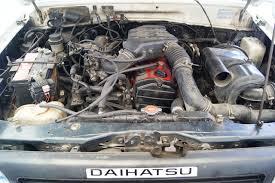 daihatsu feroza engine daihatsu feroza 1996 cyauto