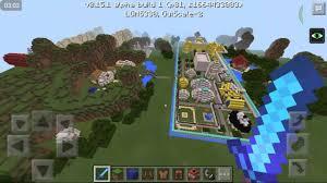 Mpce Maps Minecraft Pe Dragon Ball Z Map Mcpe Youtube