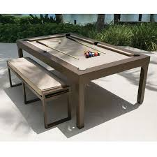 Used Billiard Tables by The Outdoor Billiards And Dining Table Billiards Furniture