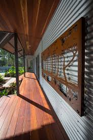 timber ceilings melaleuca architects and house