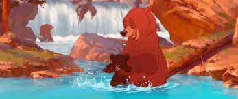 brother bear hug gif disney u0026 share giphy