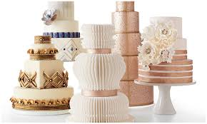 wedding cakes 2016 wedding cake trends