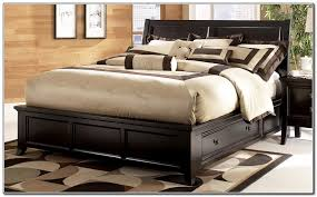 Platform Bed With Storage Underneath King Size Platform Bed With Drawers Underneath The