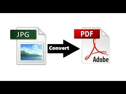 Jpg To Pdf How To Convert Jpg To Pdf For Free Without Software 2016