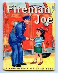 28 vintage kids u0027 books fire stations firemen images