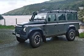 land rover defender 2015 black land rover defender 110 station wagon 2016 long term test review