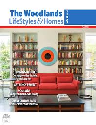 Dash Of Darling Home Tour by Woodlands Lifestyles U0026 Homes May 2015 By Lifestyles U0026 Homes