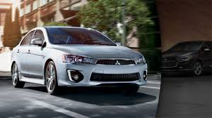 2017 mitsubishi lancer vs 2017 chevrolet cruze quakertown