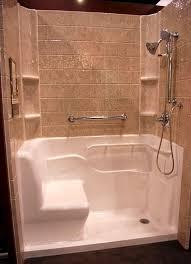Bathtub Handicap Friendly For Elderly Or People On Wheelchair Universal Design