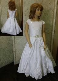 white confirmation dresses custom communion dresses