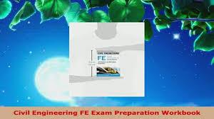 pdf civil engineering fe exam preparation workbook download full