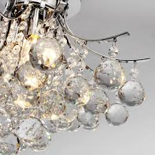 Light Fixture Hardware Parts by Saint Mossi Chandelier Modern Crystal Raindrop Chandelier Lighting