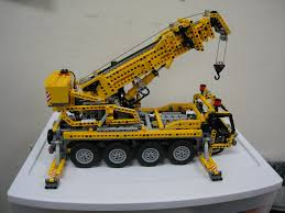 8421 lego mobile crane flickr