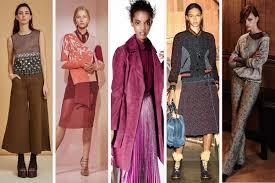 pre fall 2016 the 12 biggest trends fashionista