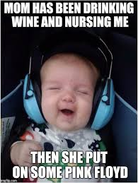 Baby Memes For New Moms - jammin baby meme imgflip