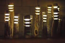Tiki Solar Lights by 16 Decorative Handmade Outdoor Lighting Designs Style Motivation
