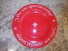 you are special today plate plate you are special today ebay