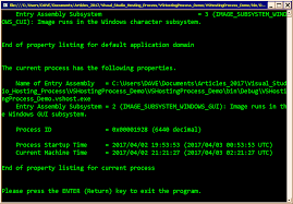 Robocopy Flags Adventures In Debugging Hosting Processes Windows Subsystems