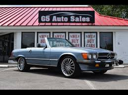 g5 mercedes used 1988 mercedes 560 for sale in fishers in 46038 g5 auto