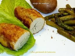 cuisine oeufs recette de rogue de merlan ou oeufs de poisson