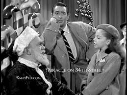 Miracle On 34th Hd The Miracle On 34th 1955 Hd 20th Century Fox Hour Tv