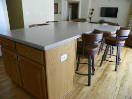 lake beulah custom kitchen island