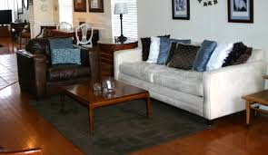 living room area rug proper sizing for a living room rug before and after