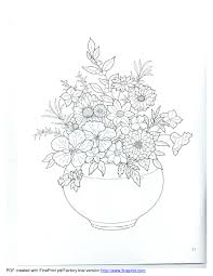 dover floral bouquets coloring book dover coloring pinterest